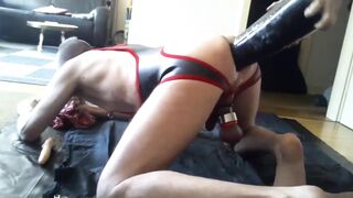 Definitely extreme anal