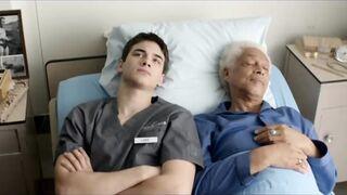 Grandpa and Boy