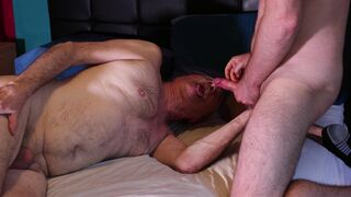 Savouring a tasty load