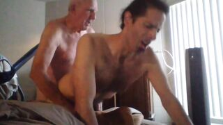 Tender sex from a top grandpa