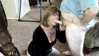 A beautiful lady with dirty mouth